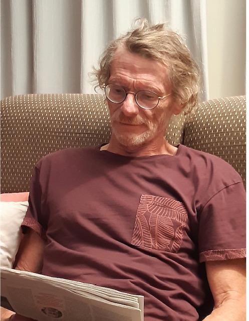 Edwin Van Wesemael echtgenoot van Lieve Leplat