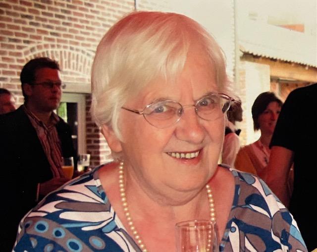 Lieve Rector weduwe van Leon Seldeslachts